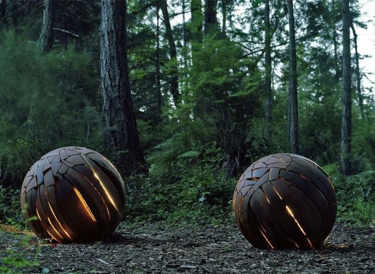Shattered Sphere - Brent Comber